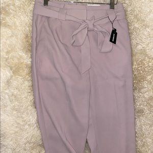 Brand new express light pink work pants
